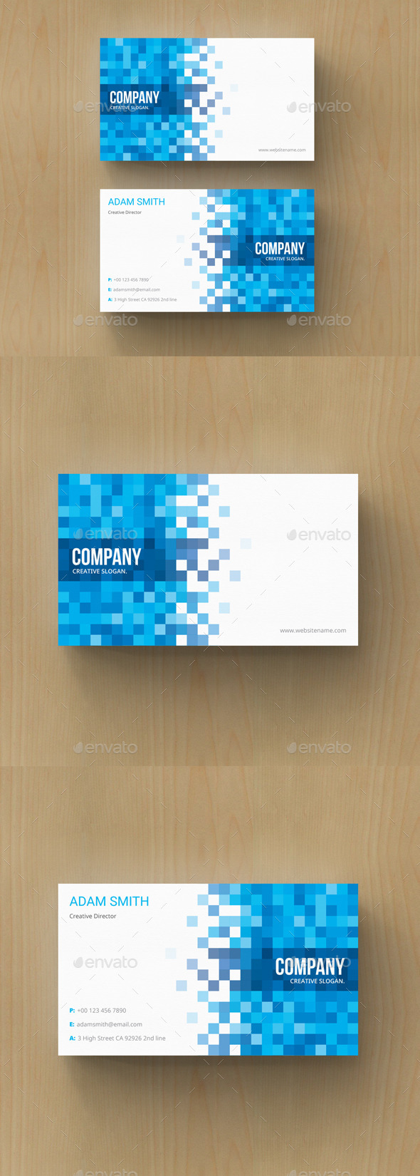 GraphicRiver Creative Business Card 11014726