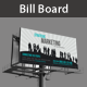 Marketing Billboard Banner Psd Template - GraphicRiver Item for Sale