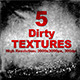 Dirty Textures - GraphicRiver Item for Sale