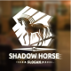 Shadow Horse Logo Template  - GraphicRiver Item for Sale