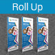 Multipurpose Business Roll-Up Banner Vol-21 - GraphicRiver Item for Sale