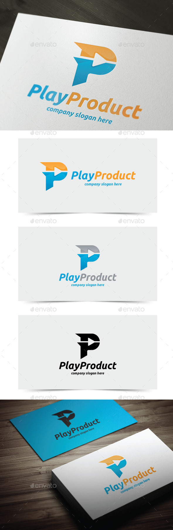 GraphicRiver Play Product 11016758