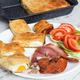 Homemade Egg Pie - PhotoDune Item for Sale