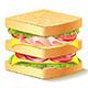 Sandwich - GraphicRiver Item for Sale