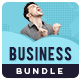 Business Banners Bundle - 4 Sets - GraphicRiver Item for Sale