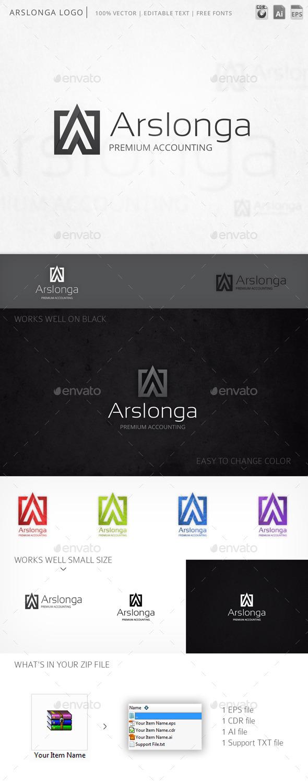 GraphicRiver Arslonga Logo 11017379