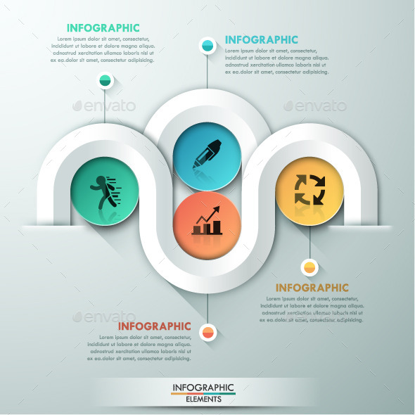 GraphicRiver Modern Infographic Options Template 11017550