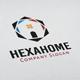 Hexa Home Logo - GraphicRiver Item for Sale