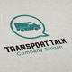 Transport Talk Logo - GraphicRiver Item for Sale