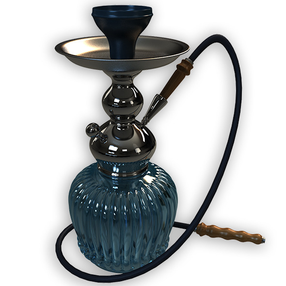 Hookah - 3DOcean Item for Sale