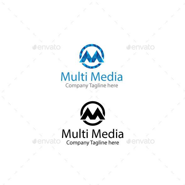 GraphicRiver Letter M Logo 11019735
