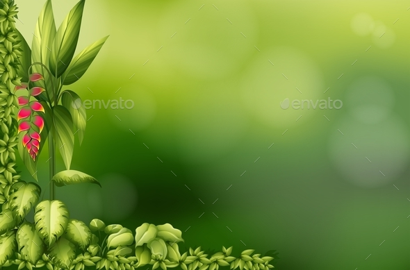 GraphicRiver Spring Background 11020020