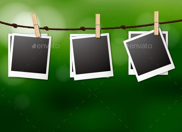 GraphicRiver Photo Frames 11020205