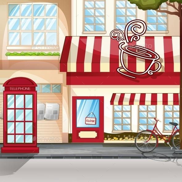 GraphicRiver Coffee Shop 11020544