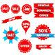 Sale Badges Set - GraphicRiver Item for Sale