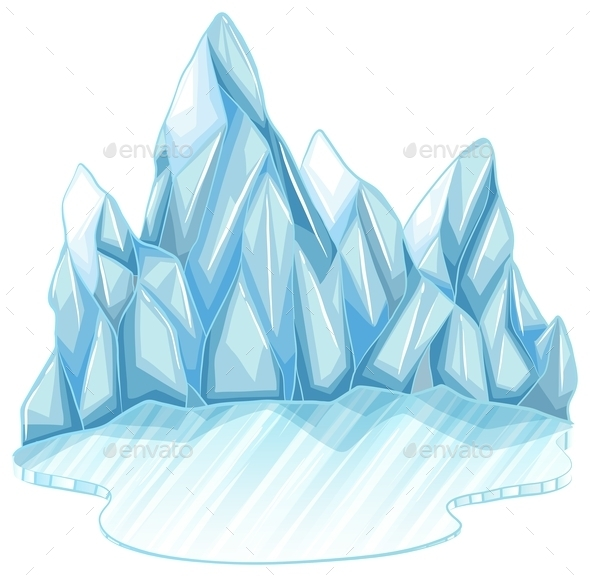 GraphicRiver Frozen Ice 11022187