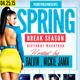 Springbreak Season - GraphicRiver Item for Sale