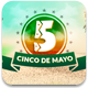 Cinco de Mayo Facebook Cover - GraphicRiver Item for Sale