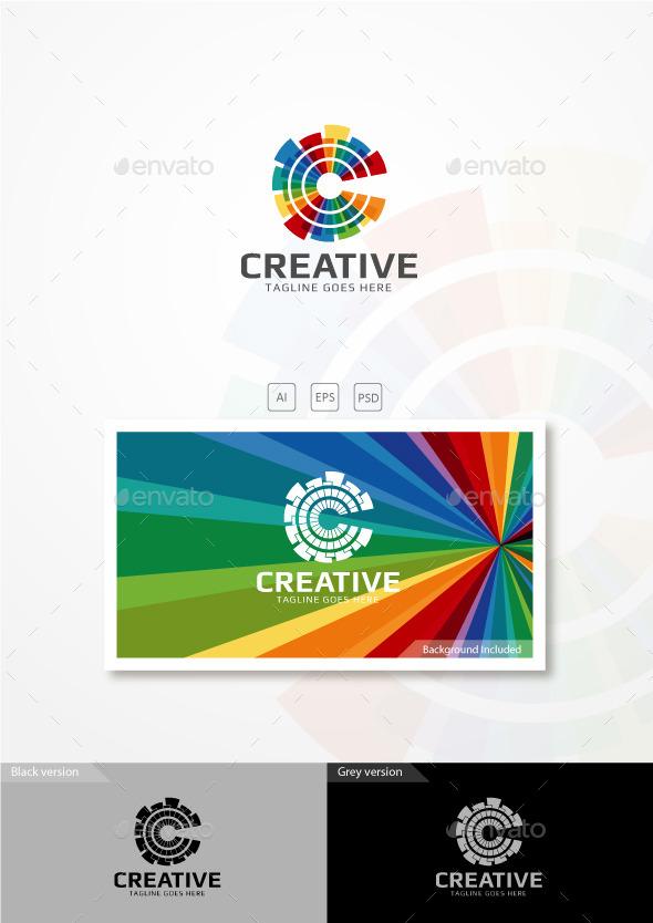 GraphicRiver Creative Logo 11022496