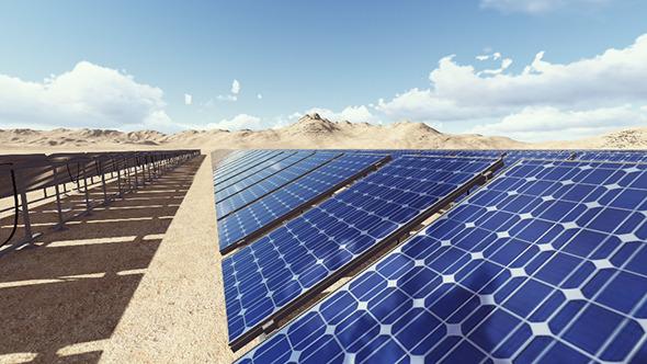 Solar Power Plant V1