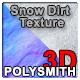 Snow (Dirty) Seamless Ground Texture