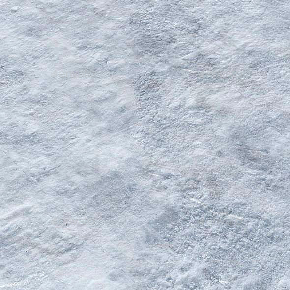 Snow Dirty Seamless Ground Texture