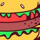 Classic Burger - GraphicRiver Item for Sale