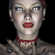 Vampire - Chic Woman - VideoHive Item for Sale