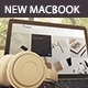 Realistic New MacBook 2015 Mock-Ups - GraphicRiver Item for Sale