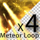Meteor Loop Source - VideoHive Item for Sale