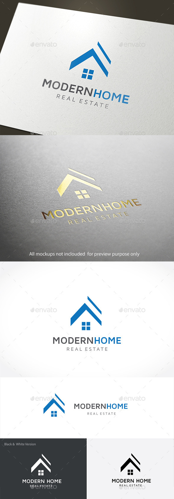 GraphicRiver Modern Home 11023415