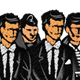 100 Businessmen - VideoHive Item for Sale