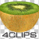 Juicy Kiwi Fruit - VideoHive Item for Sale