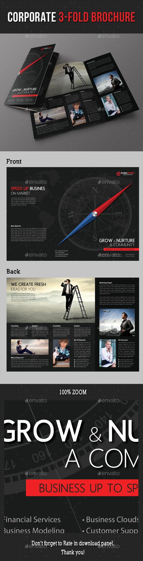 GraphicRiver Corporate 3-Fold Brochure 32 11024959