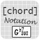 Keymaster Chord Notation (Miscellaneous) Download