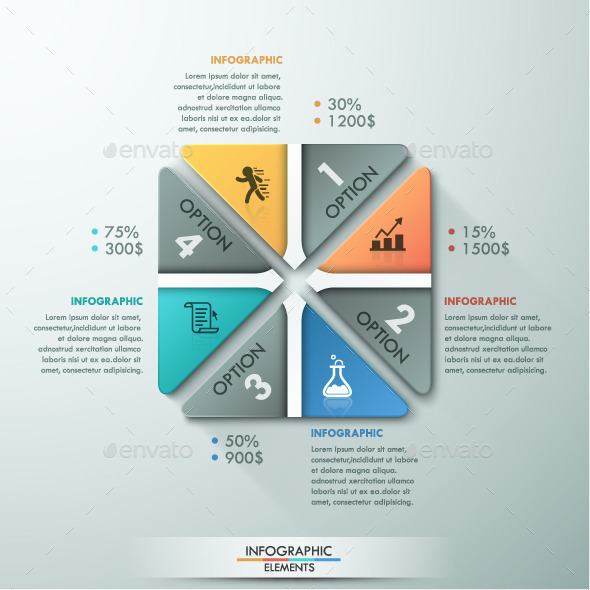 GraphicRiver Modern Infographic Options Template 11025065