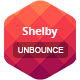 Shelby - Unbounce Template - ThemeForest Item for Sale