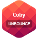 Coby - Unbounce Template - ThemeForest Item for Sale