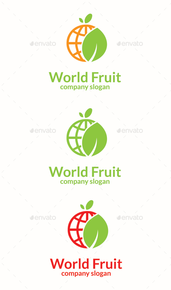 GraphicRiver World Fruit 11026259
