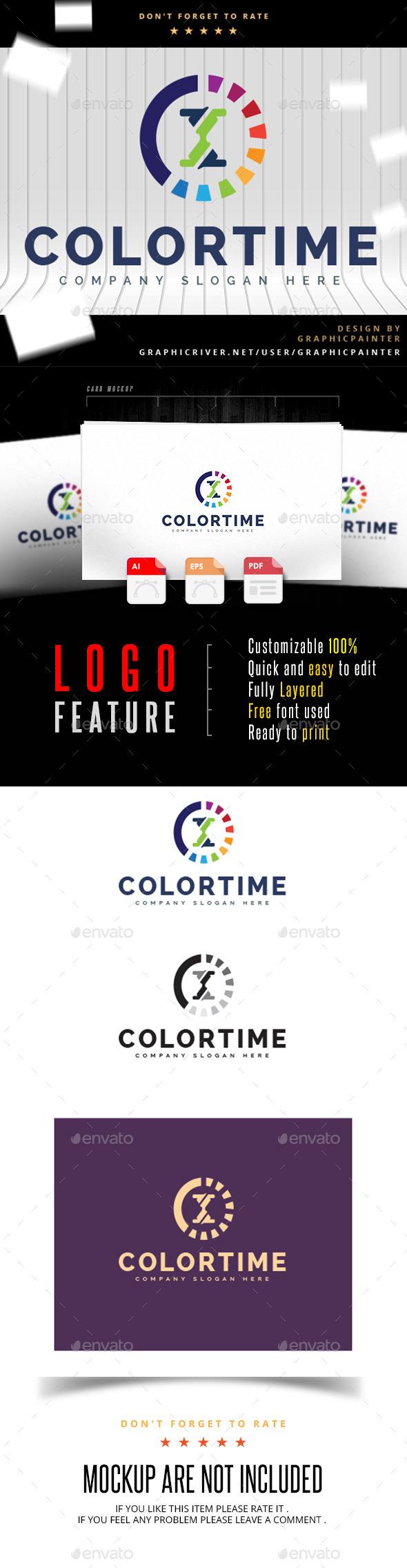 GraphicRiver Color Time 11026317