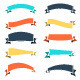 Set of Colored Ribbons - GraphicRiver Item for Sale