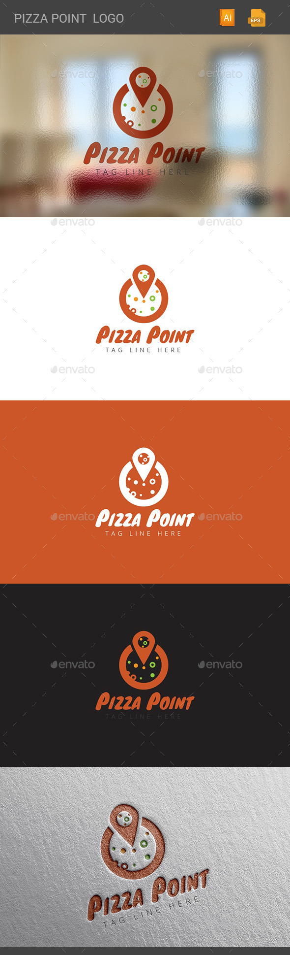 GraphicRiver Pizza Point 11026662