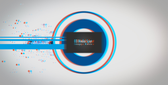 After Effects Project - VideoHive Particle Dephaz 135292