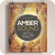 Amber Sound Flyer - GraphicRiver Item for Sale