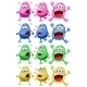 Monsters - GraphicRiver Item for Sale