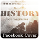 History - Facebook Cover [Vol.2] - GraphicRiver Item for Sale