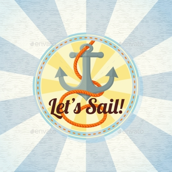GraphicRiver Let s Sail 11027886