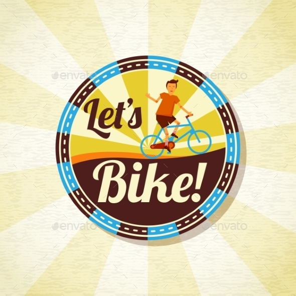 GraphicRiver Let s Bike 11027890