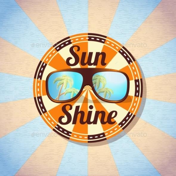 GraphicRiver Sunglasses 11027921