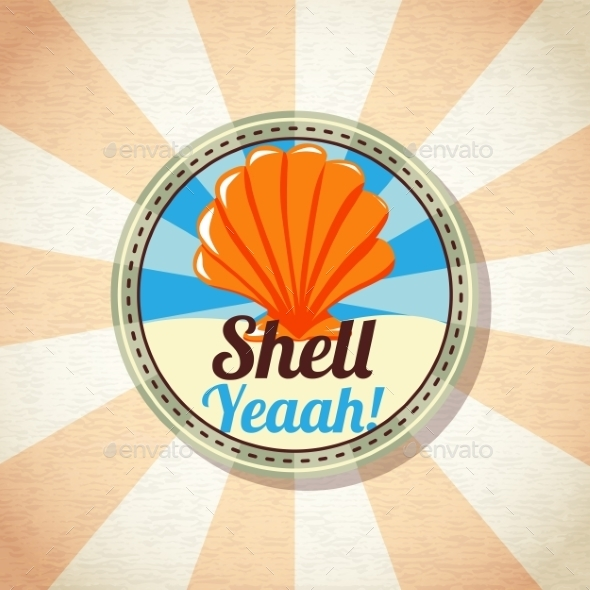 GraphicRiver Sea Shell 11027930